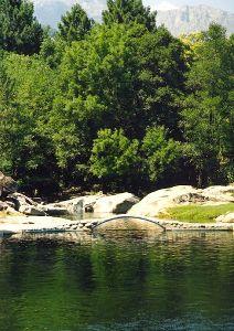 Arenas de san pedro avila zonas de ba o for Candeleda piscinas naturales